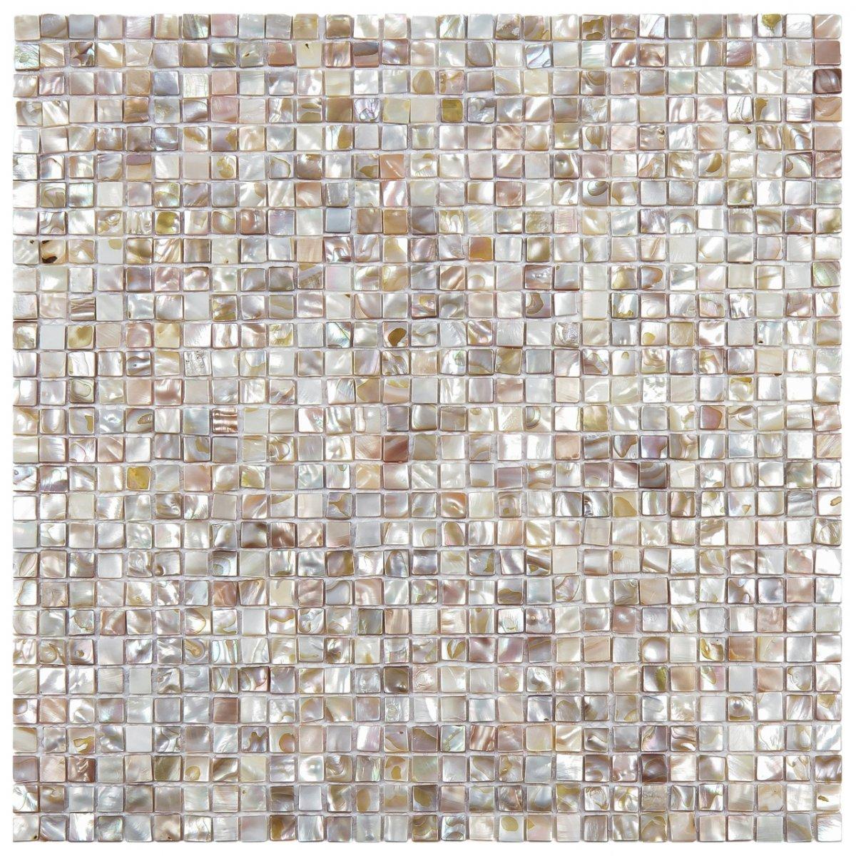 Revestimentos da Linha madrepérola da Glass Mosaic #826949 1200x1200 Banheiro Com Pastilha Madreperola